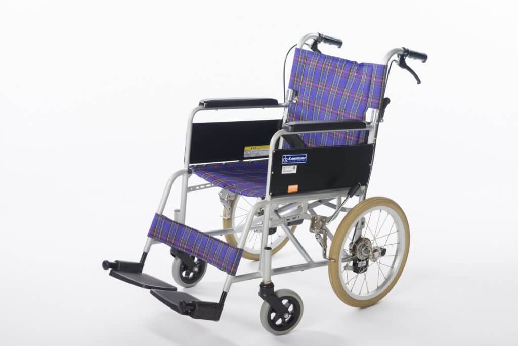 wheelchair from accident